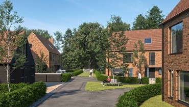 New Project at Alfold Gardens, Dunsfold