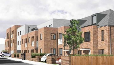 New Project Starts at Bennetts Road, Horsham