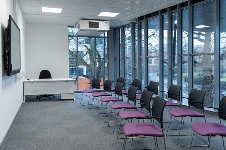 Completion of Crawley College STEM Building