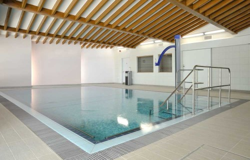 Holy Cross Hydrotherapy Unit