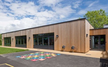 Iford & Kingston Primary School - Completed Works