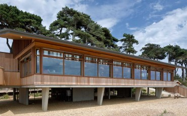 15th May 2018 - Lepe Country Park Visitors' Centre and Cafe