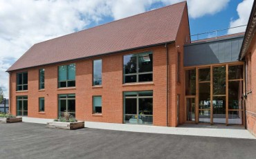 Completion of Works adjoining existing Victorian Building at Linden Education Centre