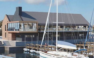 Work to Begin on New Clubhouse for Sussex Yacht Club