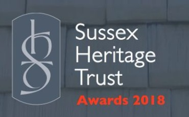 August 2018 - Sussex Heritage Trust Awards 2018