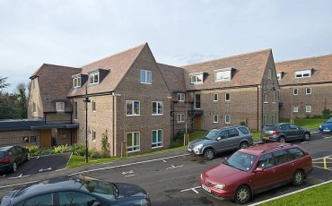 Handover of Mill Hill Close, Hayward Heath