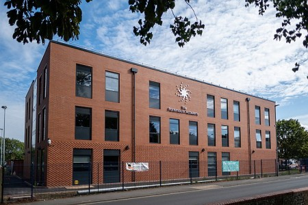 Portsmouth Academy Extension Handover