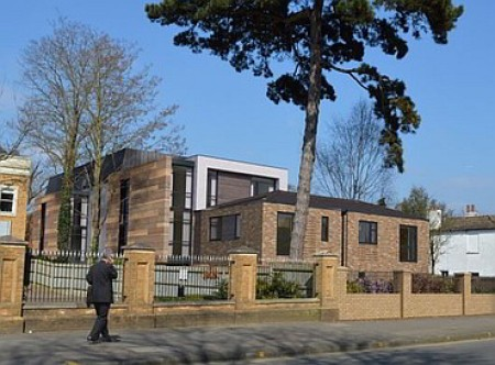 Flats for Affordable Rent at Rosemary House, Esher