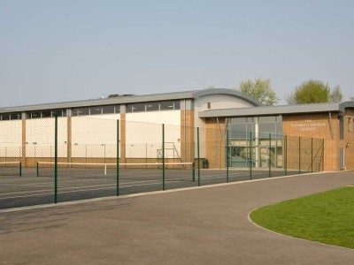 Shoreham College Sport Hall